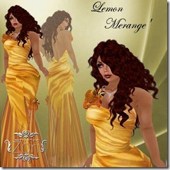 LEMON MERANGE SALE!