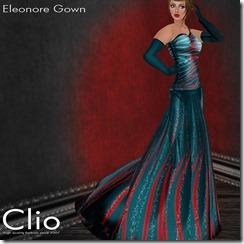 (Clio)- Eleonore Water GownPIC