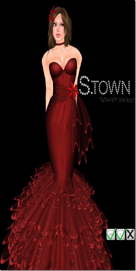 S.Town_Vivre_ Mermaid-Red