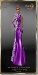 DANIELLE Finesse Purple