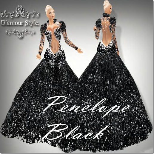 GS PENELOPE BLACK