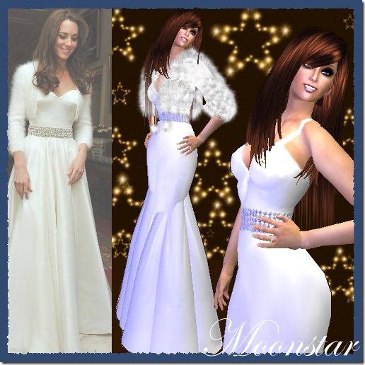 Kate Evening Dress and Bolero