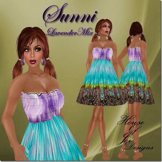 Sunni Lavender mix