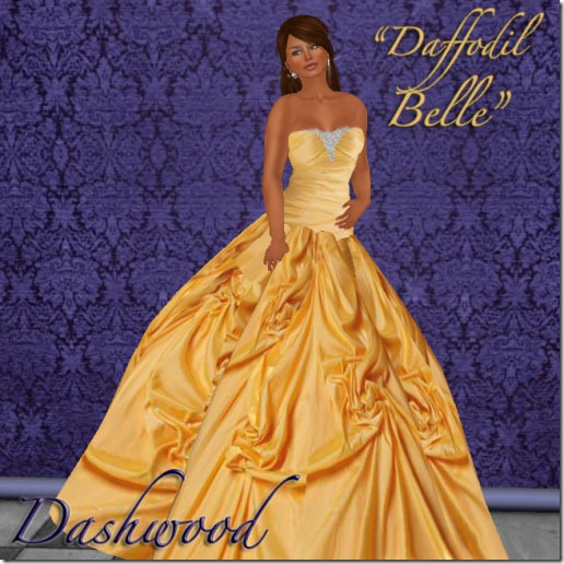 Daffodil Belle Poster pic