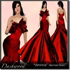 Dashwood -  _Veronica_ Red model