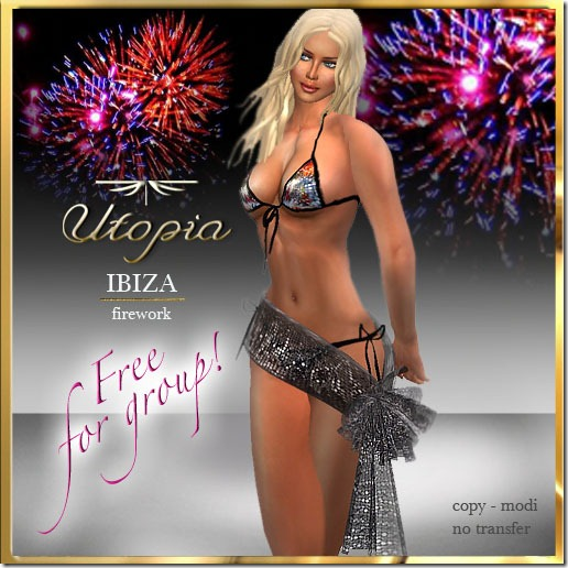 _Utopia Ibiza Firework