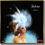[LD] Dulcina - Blue - FascinatorPIC