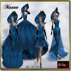 [LD] Manon - BluePIC