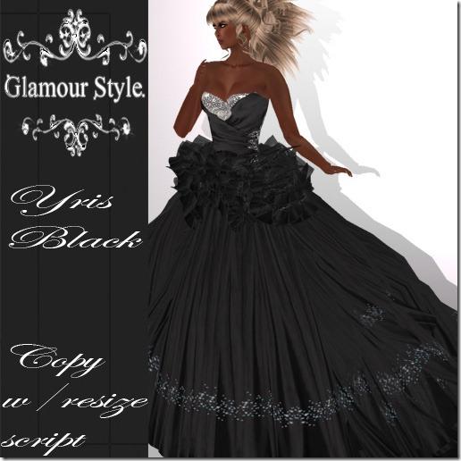 GS YRIS BLACK