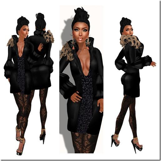 Indyra Originals_ Sekai modeled in _Nougat_