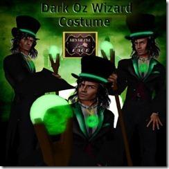 Dark Oz Wizard pic