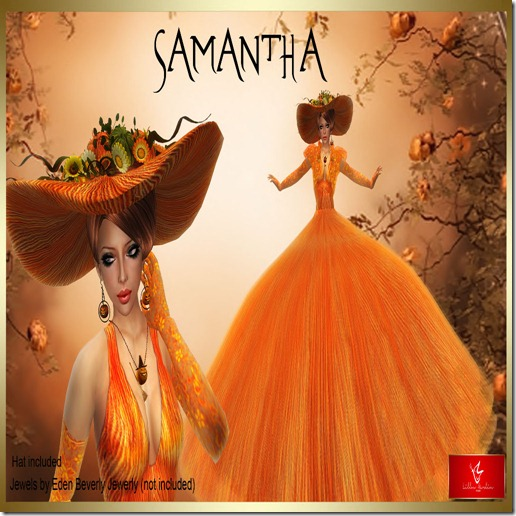[LD] Samantha - Special HalloweenPIC