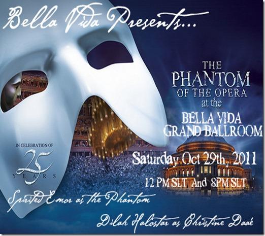 Phantom Promo