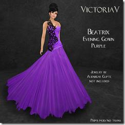 VictoriaV - Beatrix purple
