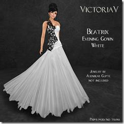 VictoriaV - Beatrix white