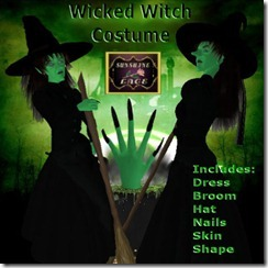 Wicked Witch of Oz