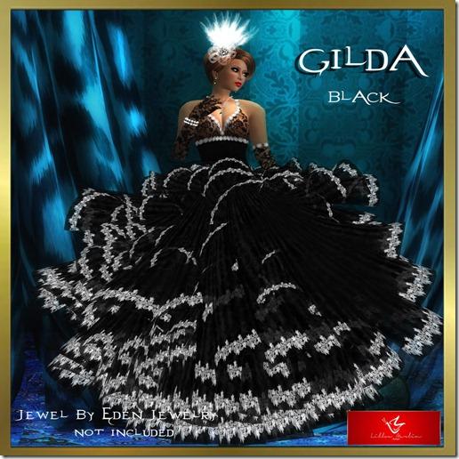 [LD] Gilda - Black LacePIC