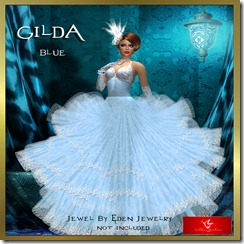 [LD] Gilda - Blue LacePIC