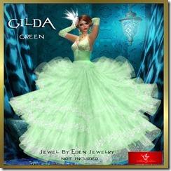 [LD] Gilda - Green LacePIC