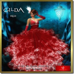[LD] Gilda - Red LacePIC