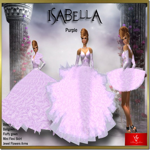 [LD] Isabella - PurplePIC