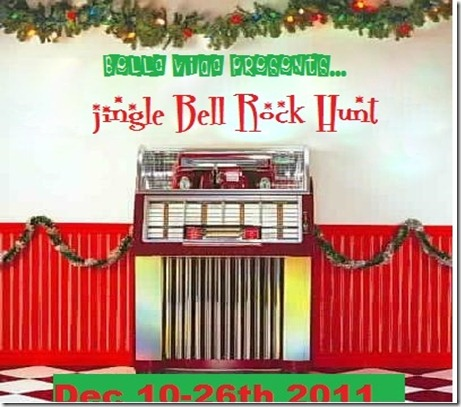 Jingle Bell rock hunt