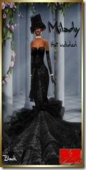 milady-black