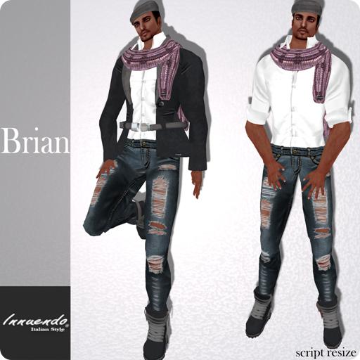 _BRIAN_ by Ciccia Bergamasco_