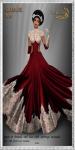 DANIELLE Glamour Ruby