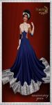 DANIELLE Glamour Saphire
