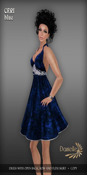 Ceri Blue