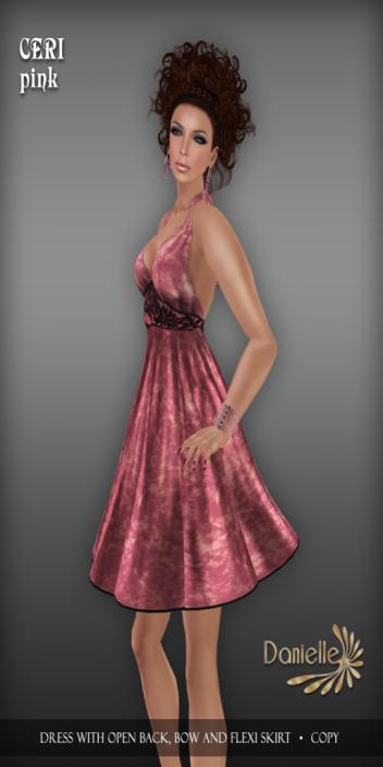 Ceri Pink