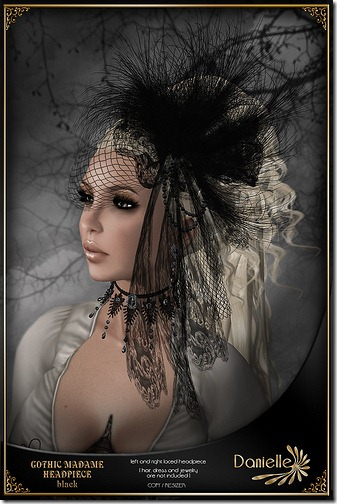 Madame HeadPiece