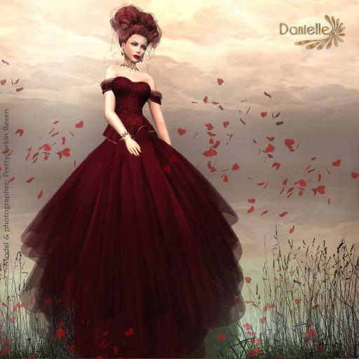 DANIELLE AD Allura Red