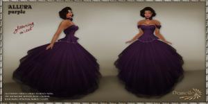 DANIELLE Allura Purple