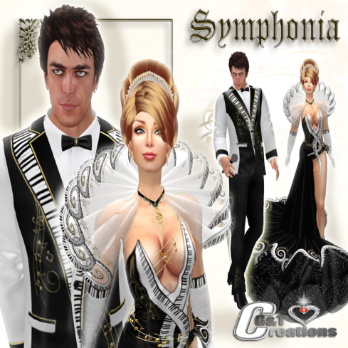 G&T Creations symphonia couple picture